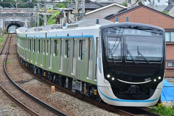 2019年6月14日 東急電鉄田園都市線 たまプラーザ 3020系3122F