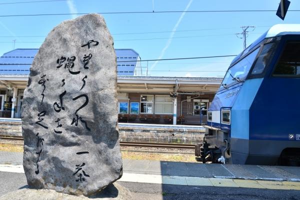 2019年8月4日 しなの鉄道北しなの線 黒姫 EH200-17