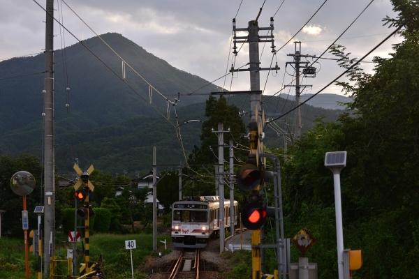2019年8月29日 上田電鉄別所線 八木沢 1000系1002編成