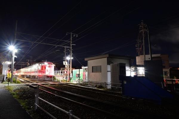 2019年11月20日 上田電鉄別所線 城下 1000系1001編成