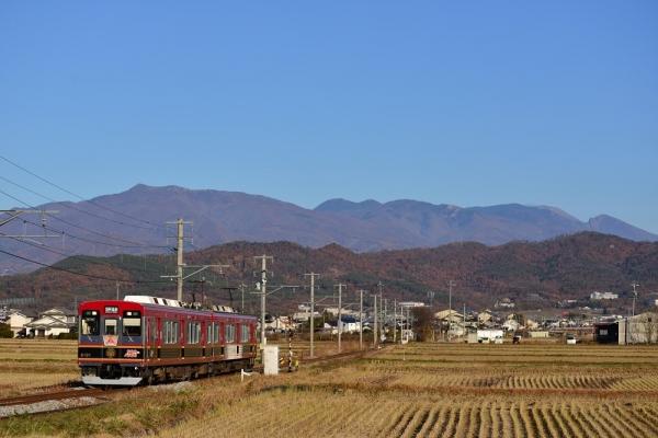 2019年11月20日 上田電鉄別所線 舞田~八木沢 6000系6001編成