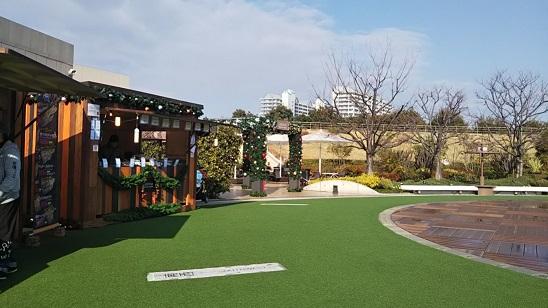 ガーデンズの庭 (4)