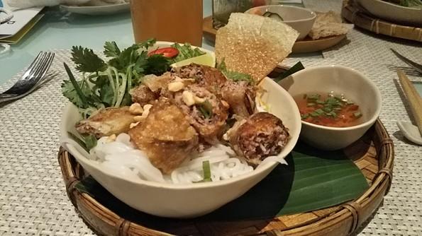 ホテル夕食 (3)