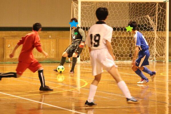 2019-12-22次男フットサル練習試合 (3)