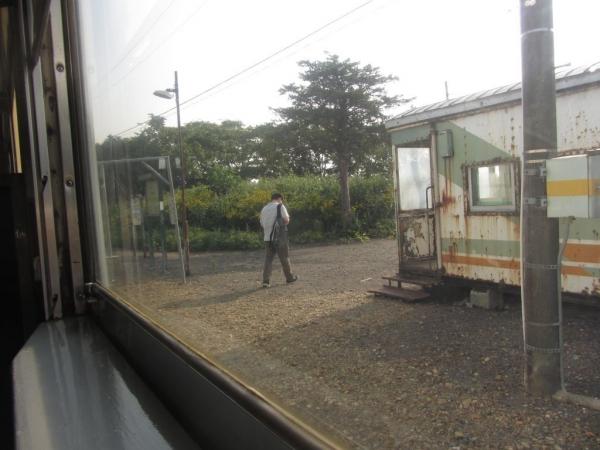 本中小屋駅