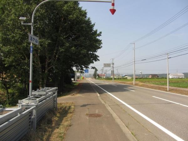 国道275号 五ケ山