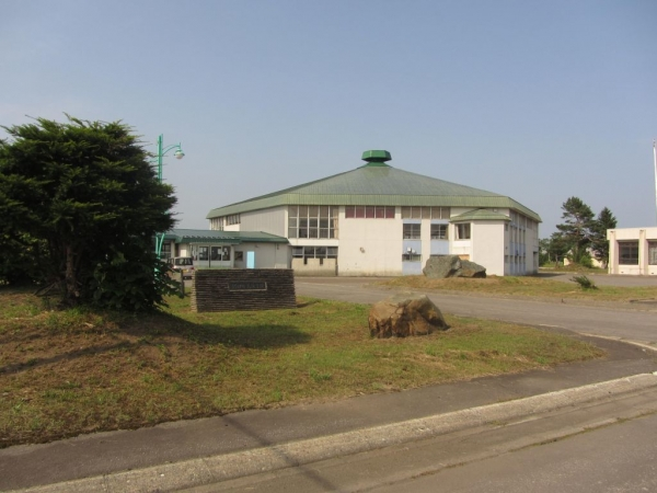 沼田町民体育館
