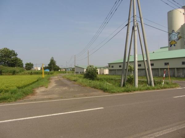 札沼線(五ケ山~石狩沼田)跡