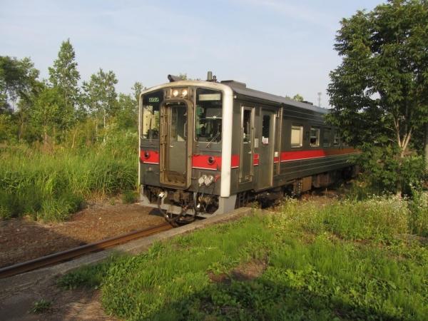 石狩沼田駅