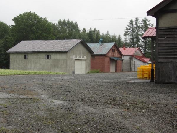 沼牛農業倉庫