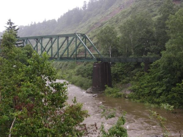 旧第3雨竜川橋梁
