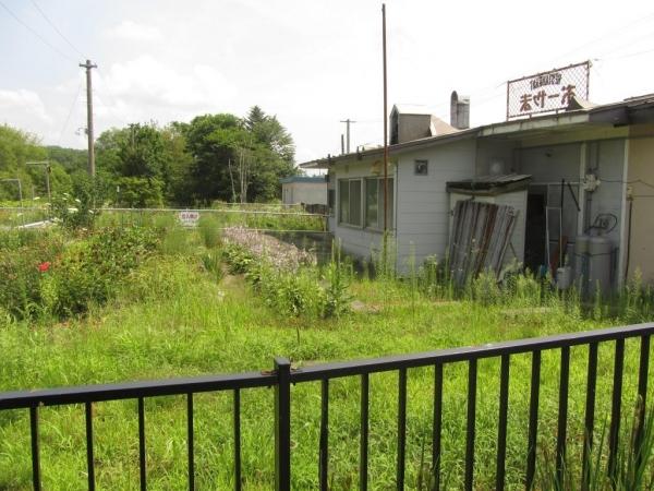 旧沼ノ沢駅