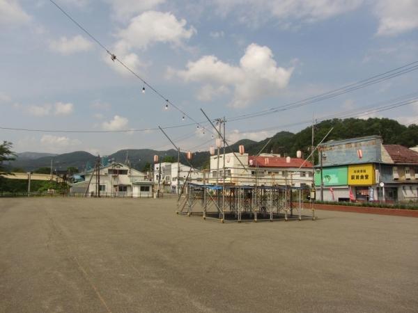 旧清水沢駅