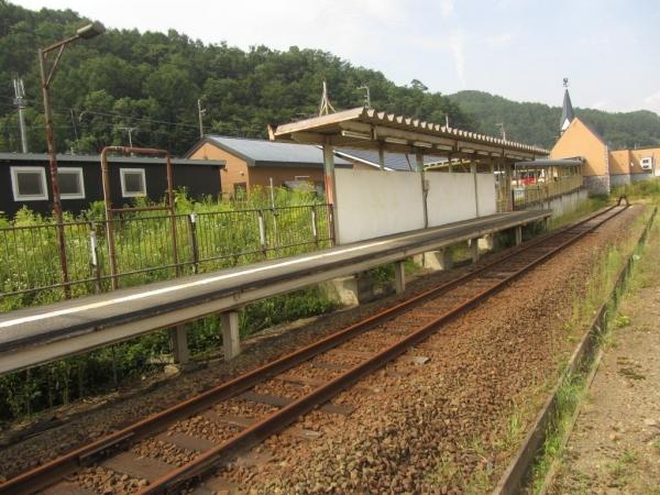 旧夕張駅06
