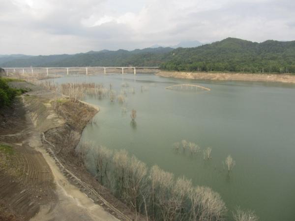 シューパロ湖・明石町跡