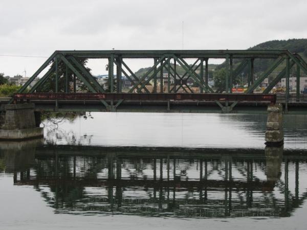 旧第10留萌川橋梁