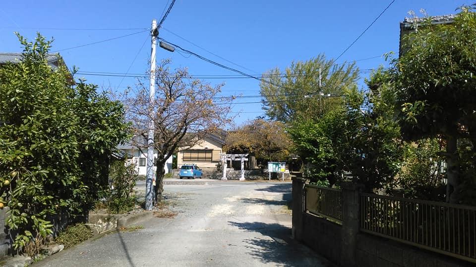 秋葉神社二