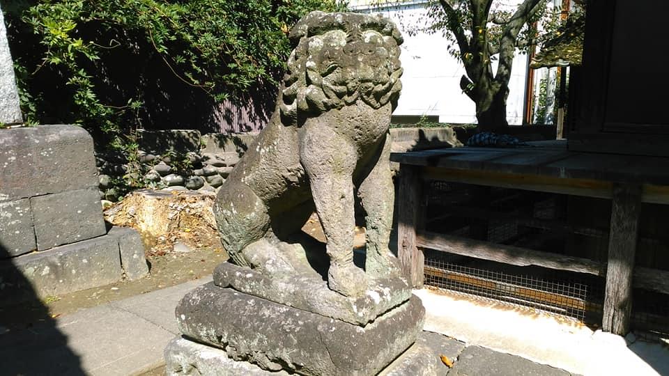 秋葉神社三