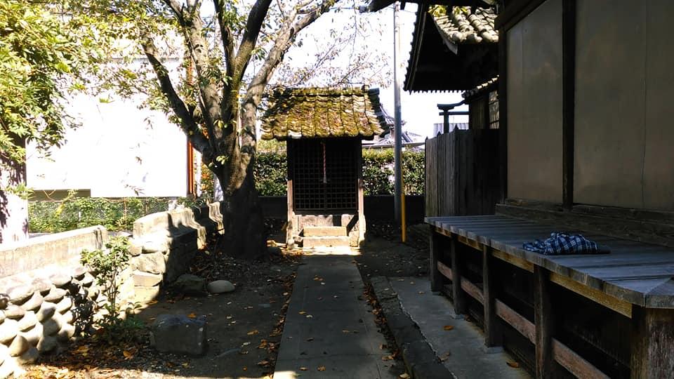 秋葉神社⒋