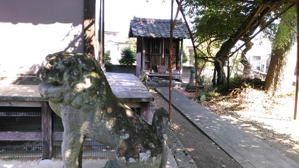 秋葉神社⒌