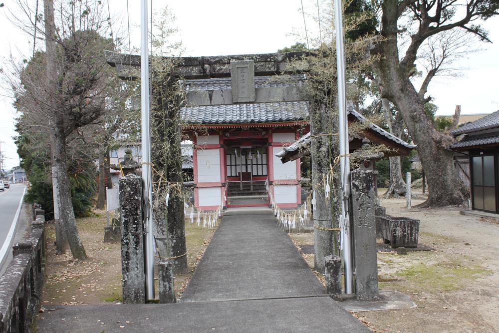 太刀帯神社