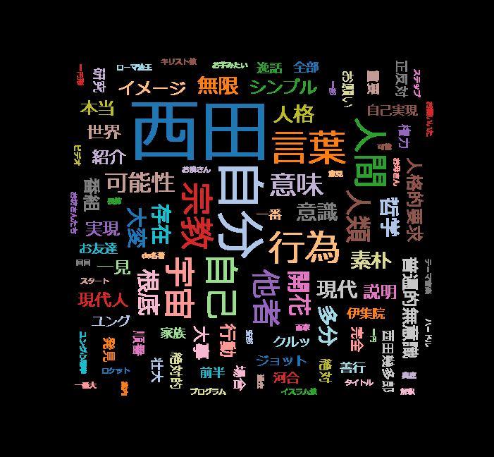 """100分de名著 西田幾多郎""""善の研究"""" 第2回「""""善""""とは何か」"""