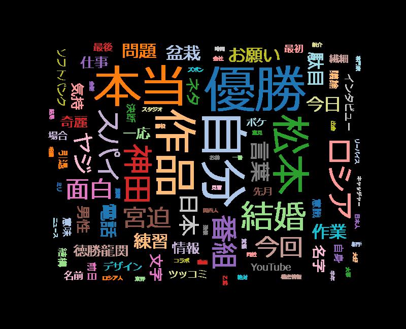 ワイドナショー【緊急出演!徳勝龍関が優勝秘話 宮迫&亮の復帰を松本語る
