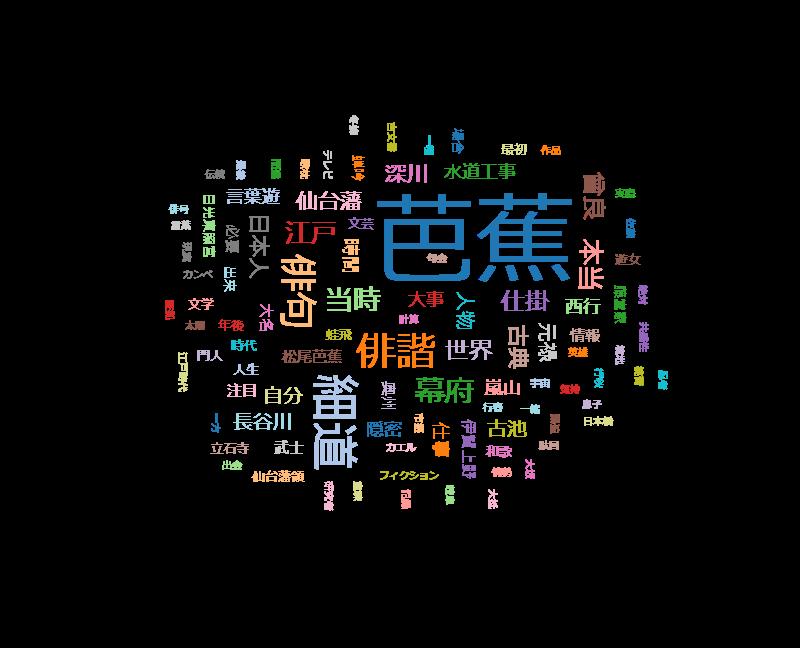 """英雄たちの選択「""""奥の細道""""への道~松尾芭蕉 五・七・五の革命~"""