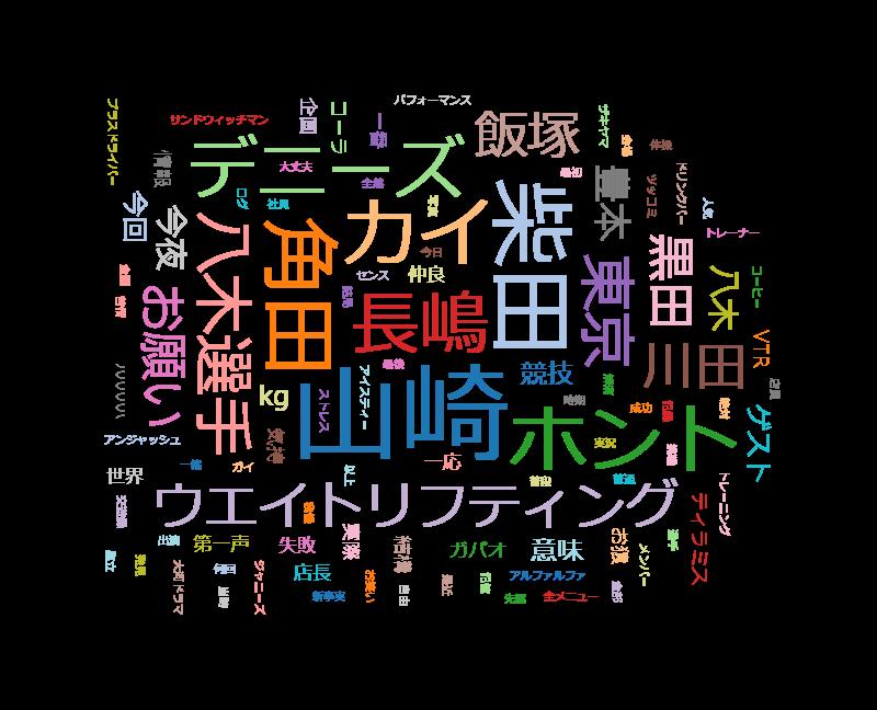 櫻井・有吉THE夜会【実力派コント師東京03!アンタッチャブル