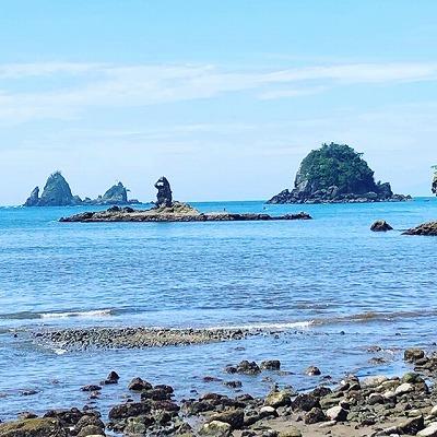 ゴジラ岩 (4)