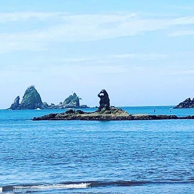 ゴジラ岩 (5)