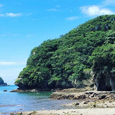 ゴジラ岩 (3)