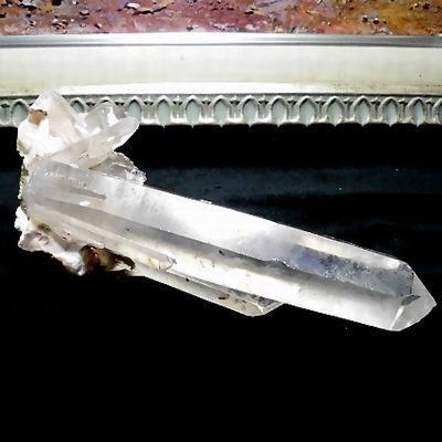 インド産 ブラフマー水晶ポイント