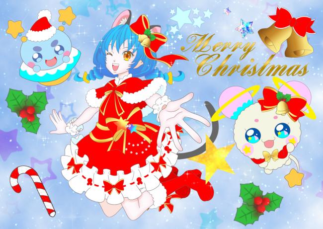 クリスマスのユニ