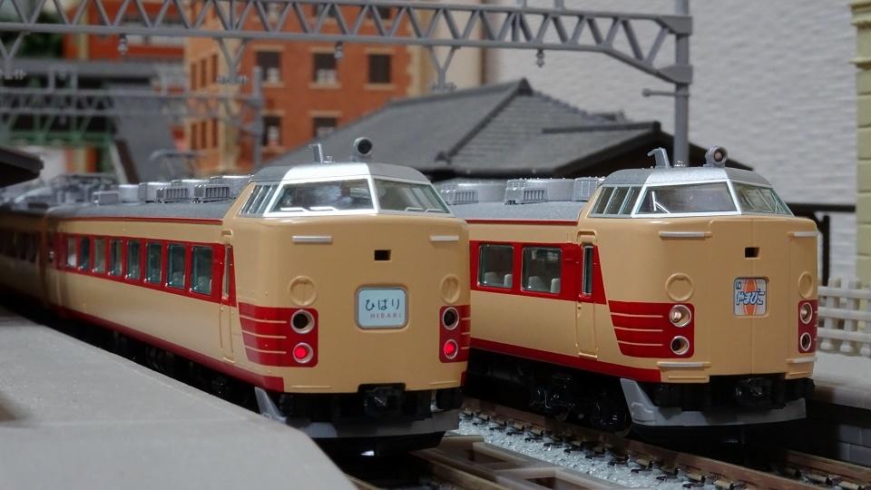 TOMIX 485系200&300番台
