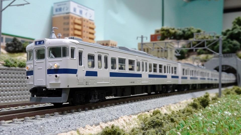 415系 (常磐線・新色)
