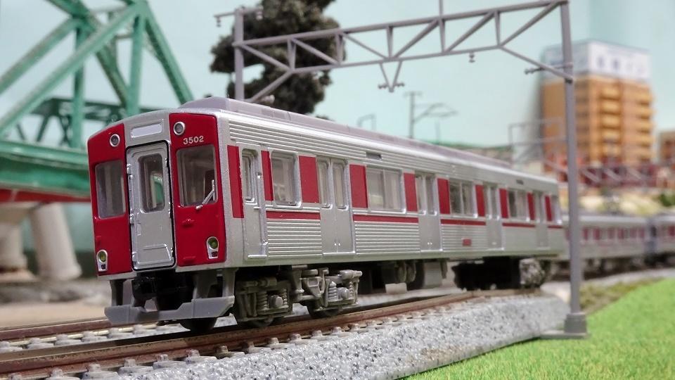 近鉄3000系ステンレスカー