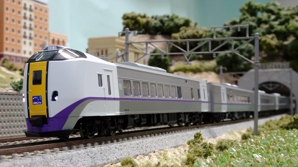 キハ261-1000系 新塗装