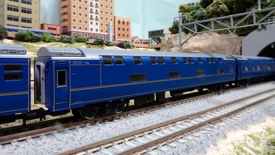 JR 24系25形特急寝台客車 北斗星1・2号