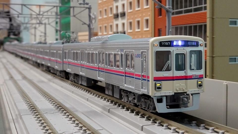 京王 7000系7707F