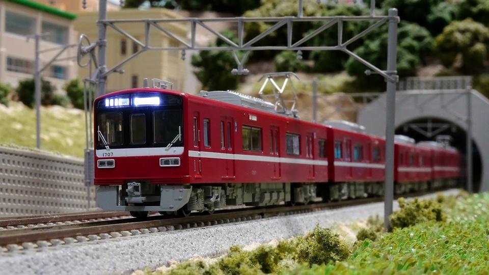 京急1500形(1700番台)更新車