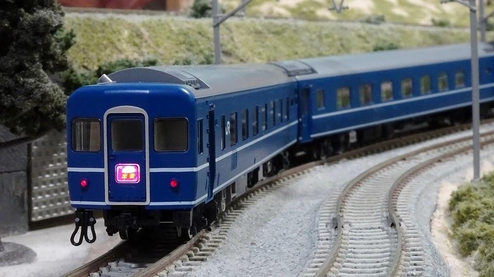 JR 14系14形特急寝台客車(出雲2・3号)