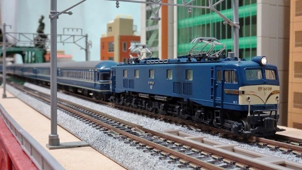 EF58 20系