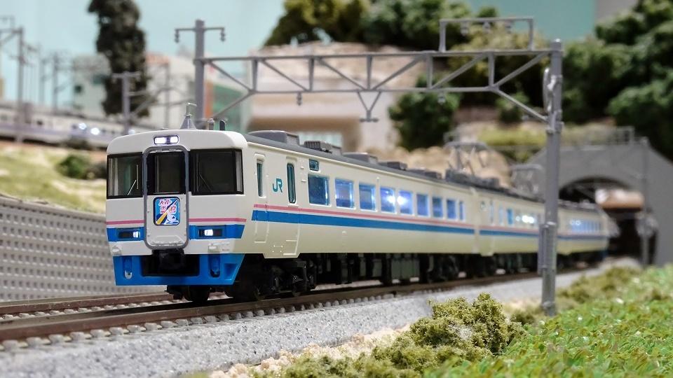 TOMIX 485系スーパー雷鳥