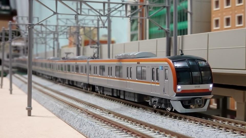 東京メトロ有楽町線・副都心線10000系