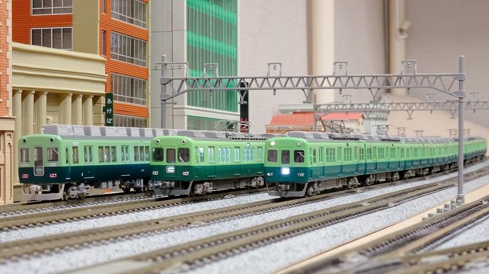 京阪緩行線 旧塗装