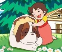 セントバーナード犬のヨーゼフ