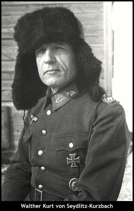 Walther Kurt von Seydlitz-Kurzbach