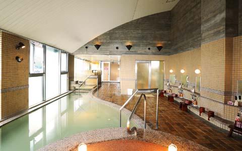 ポケットバケーション下呂の浴場