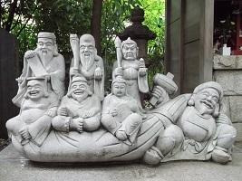 武蔵野稲荷七福神